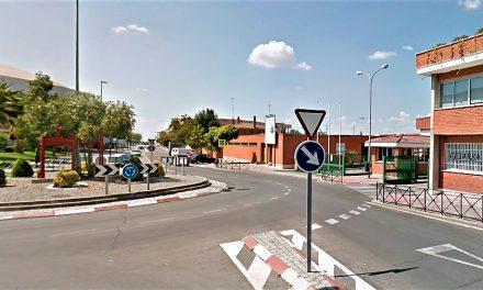 Una mujer resulta herida en un atropello en Navalmoral