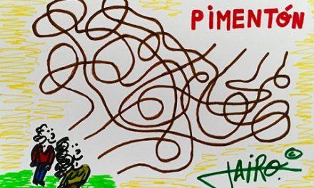 Pimentón – Las Viñetas de Jairo Jiménez