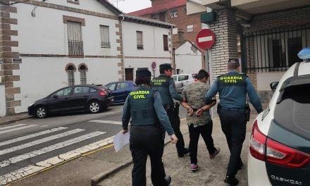 Detenidos tres peligrosos atracadores en la zona de los túneles de Miravete