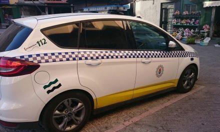 La Policía Local detiene a un varón acusado de desorden público y desobediencia grave