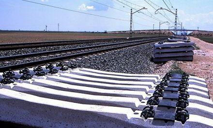 Adif AV licita el suministro de traviesas para el tramo Arroyo de Santa María-Navalmoral de la Mata