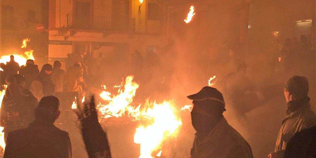 Jarandilla de la Vera cancela la fiesta de Los Escobazos 2020