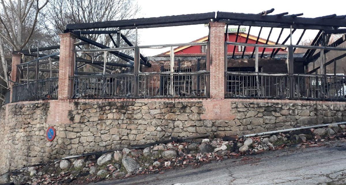 Un Nuevo Incendio Destruye El Fogon Verato En La Garganta De Cuartos