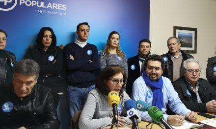 """El PP comarcal presenta la campaña """"Qué no te quiten tu futuro"""""""