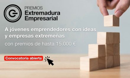 Abierto el plazo para participar en la 1ª edición de los Premios Extremadura Empresarial