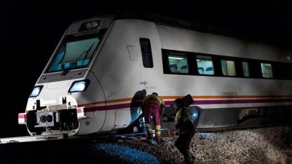 Confirmado el sabotaje como la causa del descarrilamiento del tren en Torrijos
