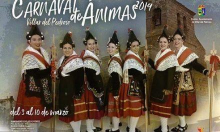El Carnaval de Ánimas de Villar del Pedroso, declarado fiesta de interés turístico regional