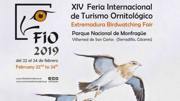 Monfragüe prepara la XIV Feria Internacional de Turismo Ornitológico
