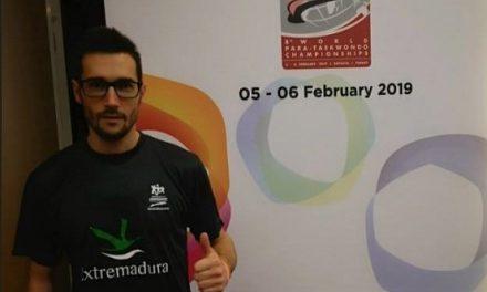 Gabriel Amado termina 5º en el mundial de Taekwondo Paralímpico en Turquía