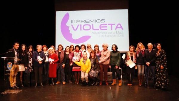 Navalmoral prepara la Gala de la V Edición de los Premios Violeta