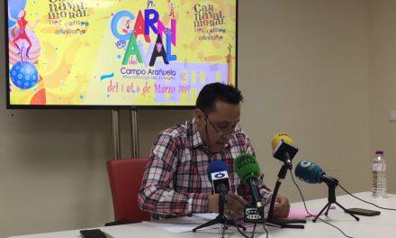 Navalmoral presenta el programa oficial del Carnavalmoral 2019