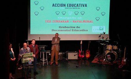 El IES Zurbarán gana el I Premio Acción Educativa del CPR de Navalmoral