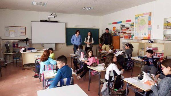 La Consejería de Educación hará mejoras en el CEIP Francisco Parras, de Losar de la Vera