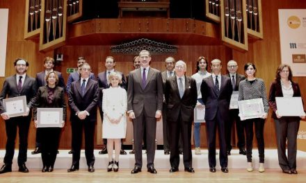 Los XX Premios CODESPA reconocen el trabajo de la periodista morala Mª Ángeles Fernández