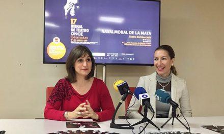 La XVII Bienal de Teatro de la ONCE llega a Navalmoral