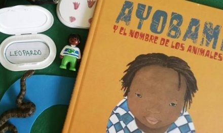 """Presentación del libro """"Ayobami y el nombre de los animales"""" y un taller de cuentacuentos en La Gota"""