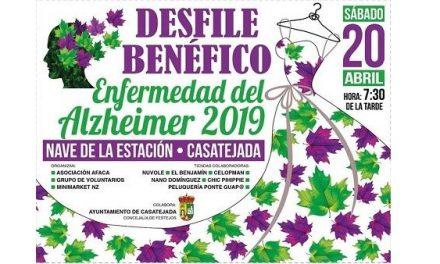 Desfile Benéfico 2019 a favor de AFACA en Casatejada