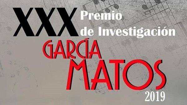 """La Federación Extremeña de Folklore convoca la XXX Edición del Premio """"GARCÍA MATOS"""""""
