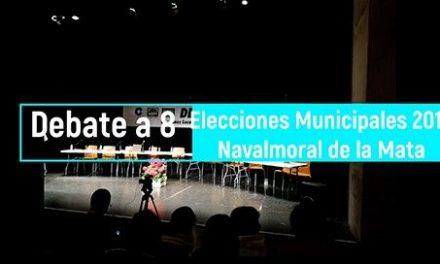 Debate a 8… de los candidatos moralos a la Alcaldía