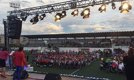 Mucha animación y buenas sensaciones en la Gala Inaugural de los XXXV JEDES