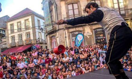 Llega la segunda jornada de Nosolocirco con nuevas actuaciones en Jarandilla, Talayuela y Navalmoral