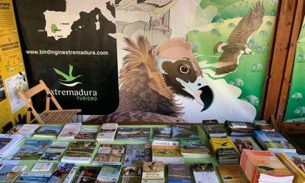 La Junta promociona Extremadura en la VI Feria de Observación de la Naturaleza de Madrid (Madbird)