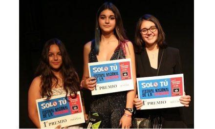 """TaKtá celebra con éxito la gala del III Concurso Nacional de Canto """"Solo Tú"""""""