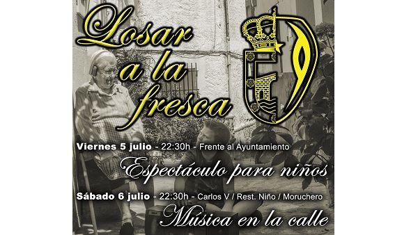 """Con el verano regresa """"Losar A la Fresca"""" en Losar de la Vera"""