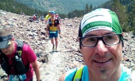 Toni Franco participa en el Gran Trail Aneto-Posets en Benasque