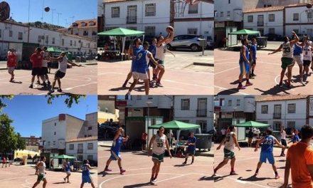 Navalmoral vuelve llenar las Minas con el 3×3 de Basket