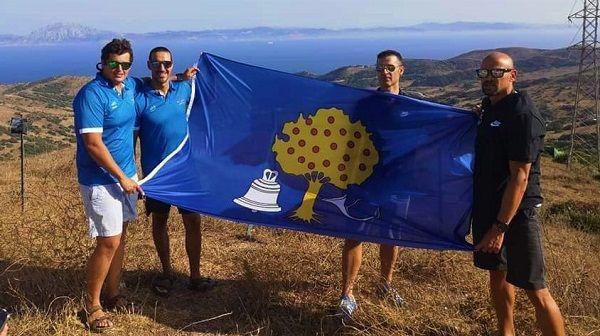 Cuatro nadadores de ADA-Navalmoral cruzan hoy el estrecho de Gibraltar