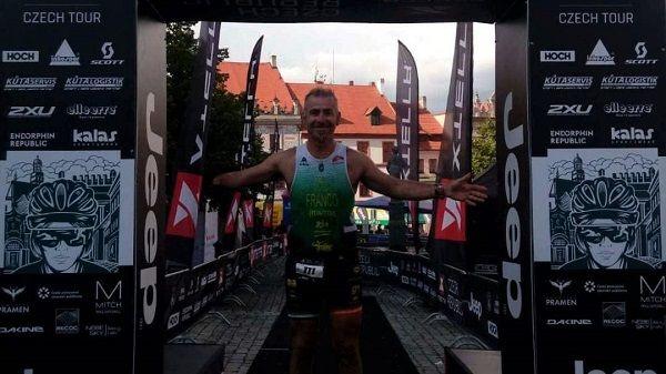 Toni Franco se proclama Campeón de Europa de X-Terra en la República Checa