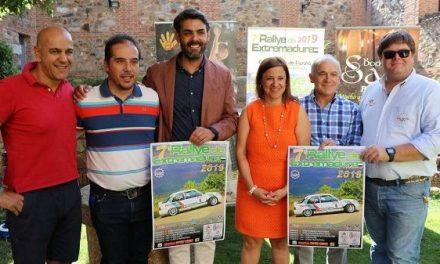 70 coches partipan mañana en el VII Rallye de Extremadura Histórico