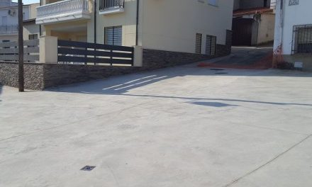 Finalizan en Serrejón las obras de pavimentación del plan activa