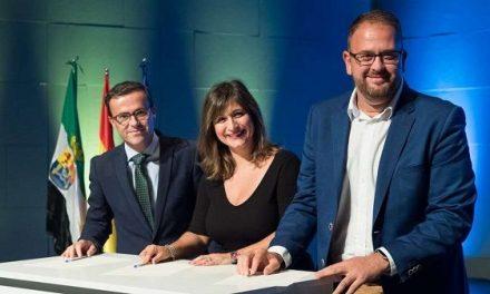 Alcaldesas y alcaldes de Extremadura firman los Objetivos de Desarrollo Sostenible