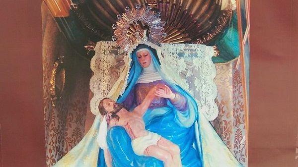 Navalmoral celebra hoy el día de su patrona la Virgen de las Angustias