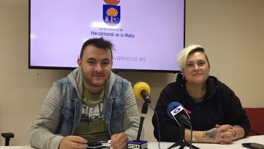 Navalmoral presenta el Torneo Federación Inline Freestlye de patinaje