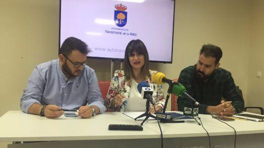 Navalmoral presenta 45 empleos del Plan Experiencia