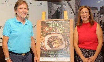 Sabores de la Vera, programa de Diputación Desarrolla, llega este sábado a Villanueva de la Vera