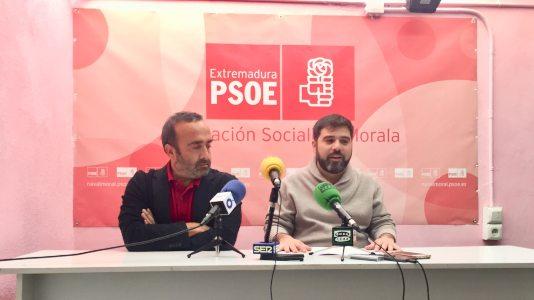 El PSOE provincial de Cáceres pide que pare el acoso contra Raquel Medina