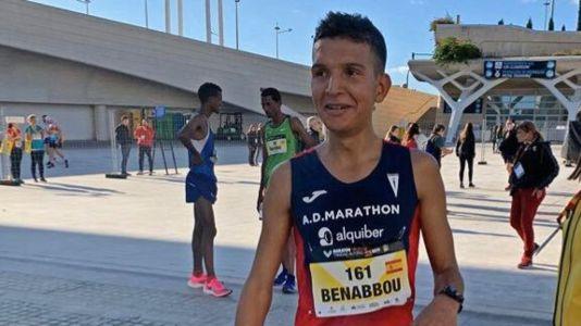 El talayuelano Benabbou alcanza la mínima en Maratón para Tokio 2020