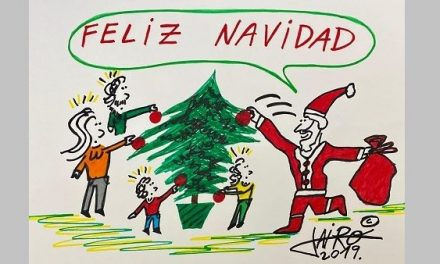 Feliz Navidad 2019 – Las Viñetas de Jairo Jiménez
