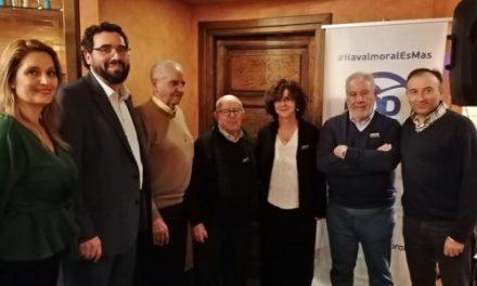 Los II Premios PP Moralo y Ciudad de Navalmoral destacan la trayectoria de cuatro ciudadanos