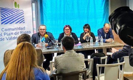 La Junta invierte 3M de euros en la mejora y modernización de los Riegos de Valdecañas