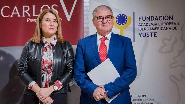 La Fundación Yuste convoca el XIV Premio Europeo Carlos V