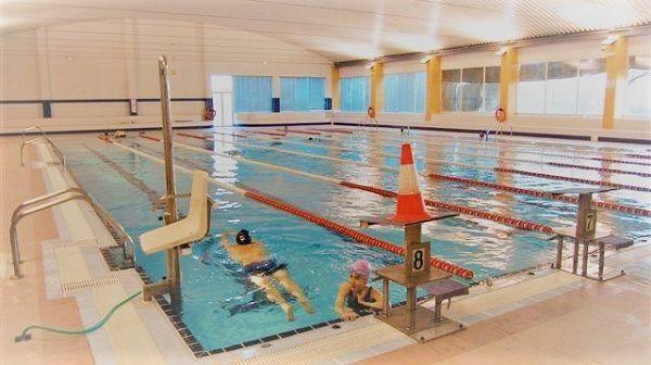 La piscina climatizada de Navalmoral permanecerá hoy cerrada