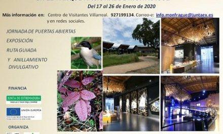 Comienza en Monfragüe la IV Semana de la Educación Ambiental