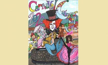 El cartel del Carnaval 2020 de Losar de la Vera ya tiene ganadora