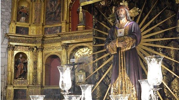 Comienza la Cuaresma con la novena a N.P. Jesús de Medinaceli