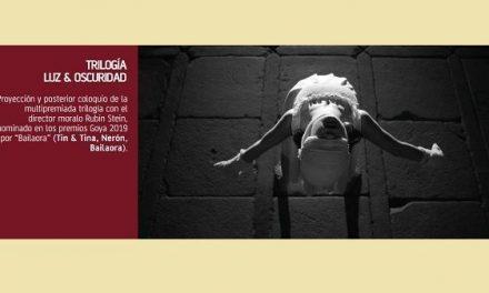 El director moralo, Rubin Stein, presente en la programación de enero de la Filmoteca de Extremadura